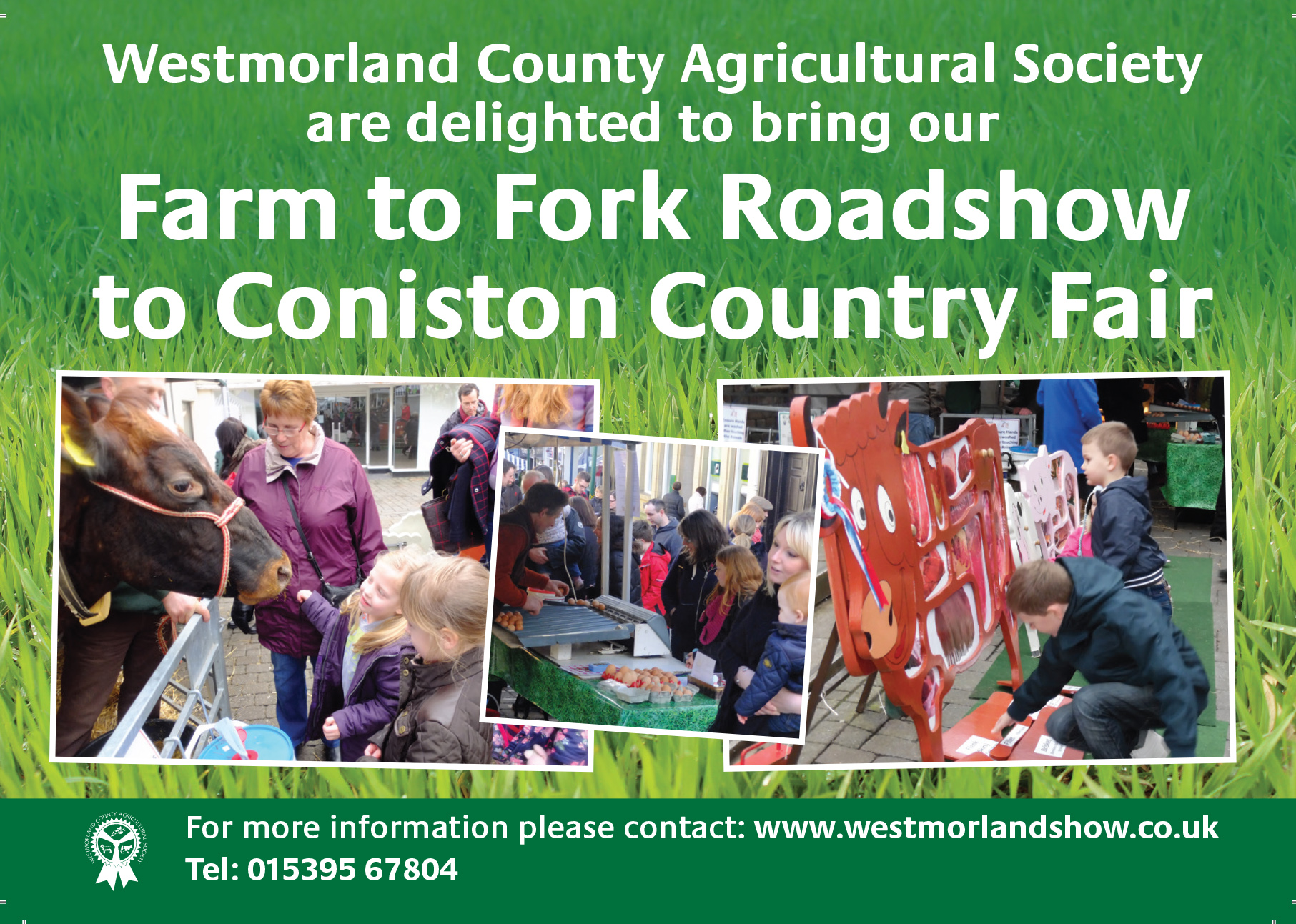 Westmorland Agricultural Society Farm to Fork